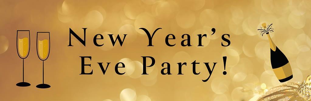 New Year's Eve Party at Oakridge Golf Club