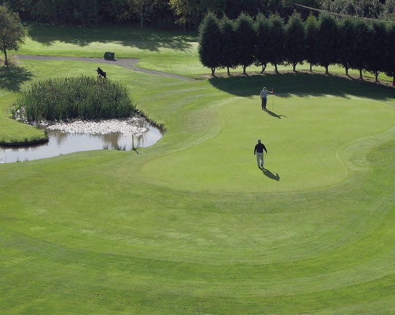 Oakridge Golf Course - Our Course
