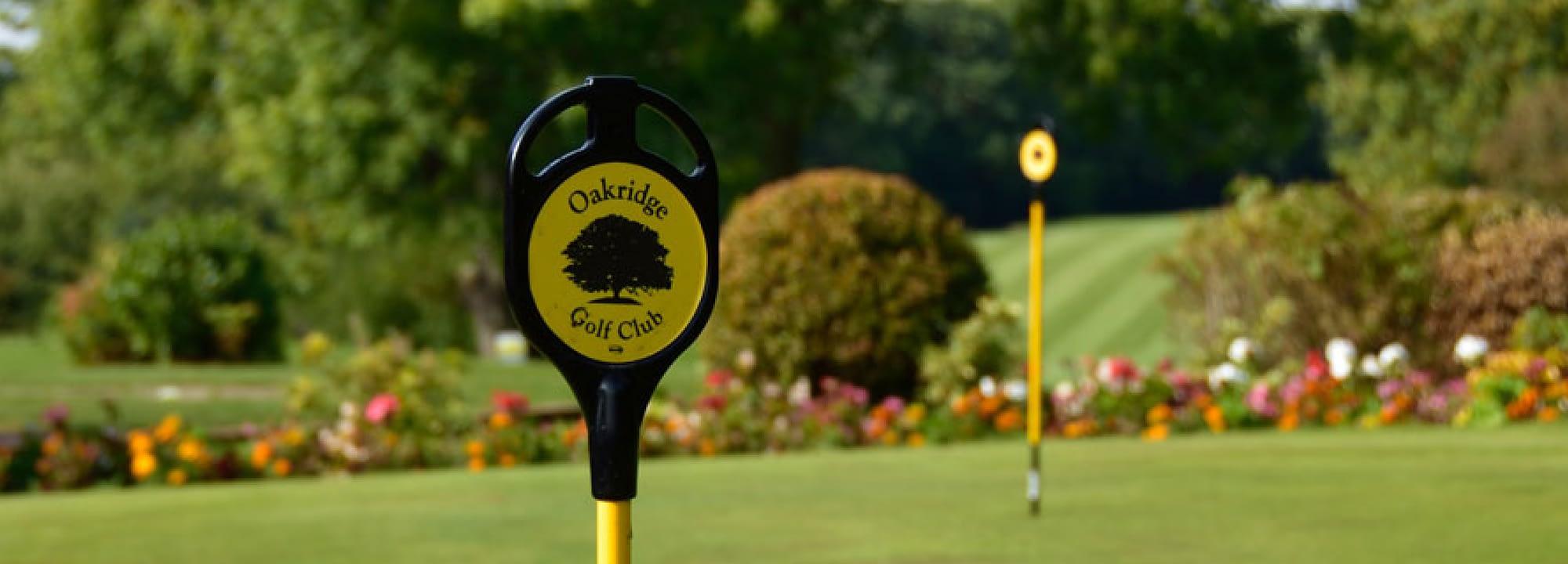 Oakridge Golf Club VisitorInformation
